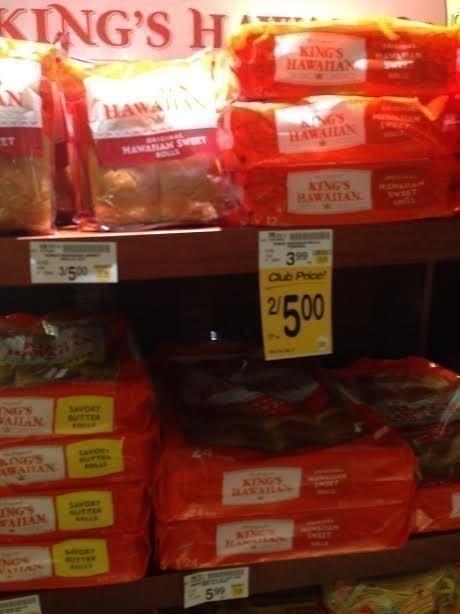 Safeway Kings Hawaiian Bakery Products 150 The CentsAble Shoppin