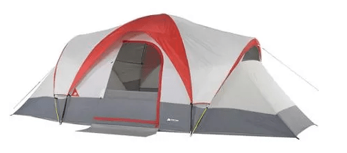 Screen Shot 2015-10-17 at 1.26.25 AM  sc 1 st  The CentsAble Shoppin & Walmart: Ozark Trail Weatherbuster 18u2032 x 10u2032 Dome Tent (Sleeps 9 ...