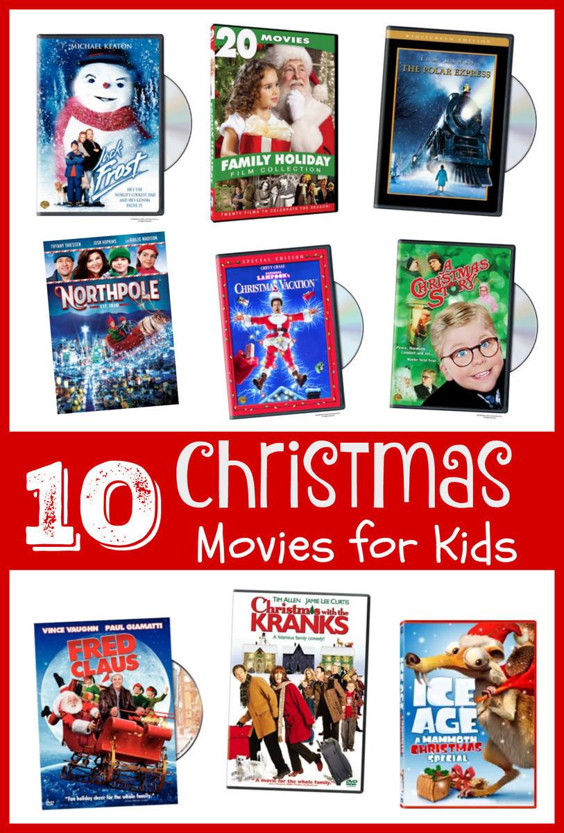 10 Christmas DVDs for Kids | The CentsAble Shoppin