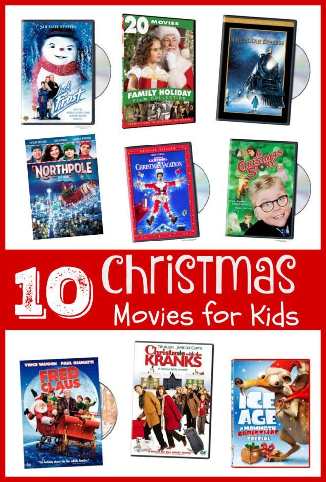 10 Christmas Dvds For Kids The Centsable Shoppin