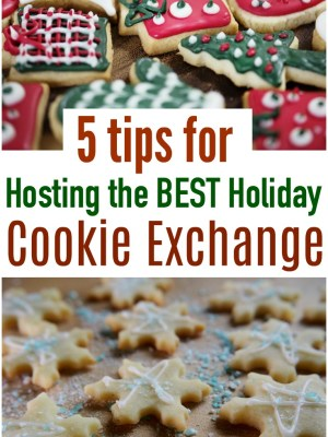 5 Tips for Hosting the BEST Holiday Cookie Exchange