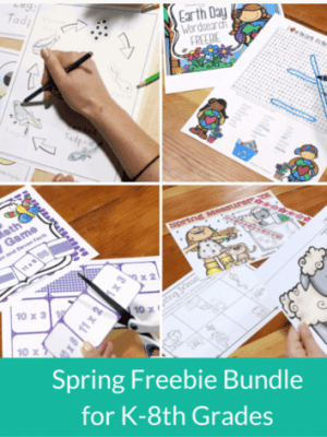 Educents: Spring Freebie Bundle for K-8 grade Students ($100 Value)