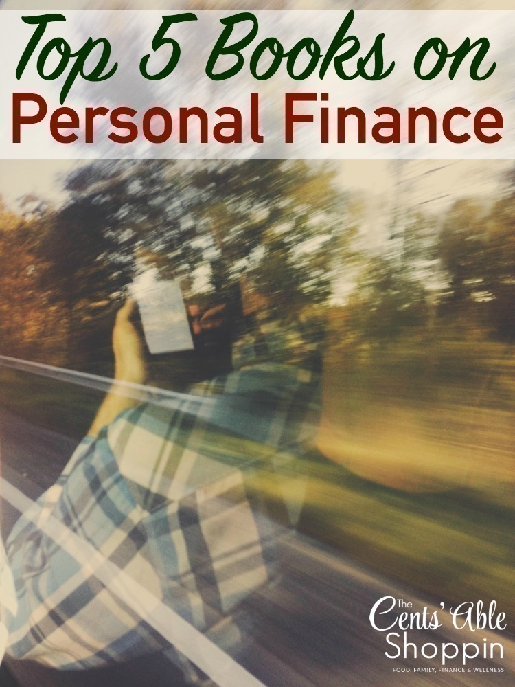 Top 5 Books on Personal Finance (#1 is a MUST read!)