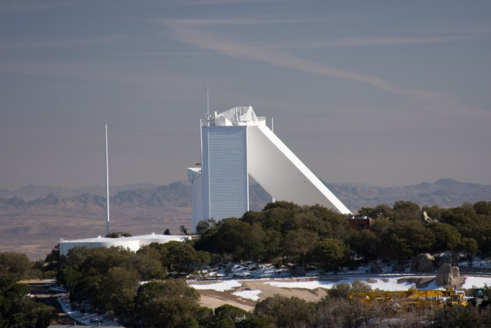 Kitt_Peak_McMath-Pierce_Solar_Telescope