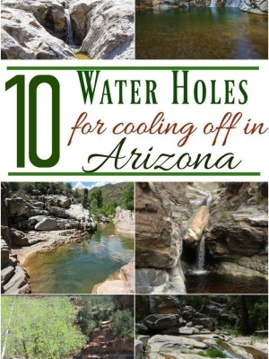 10 Water Holes for Cooling Off in Arizona