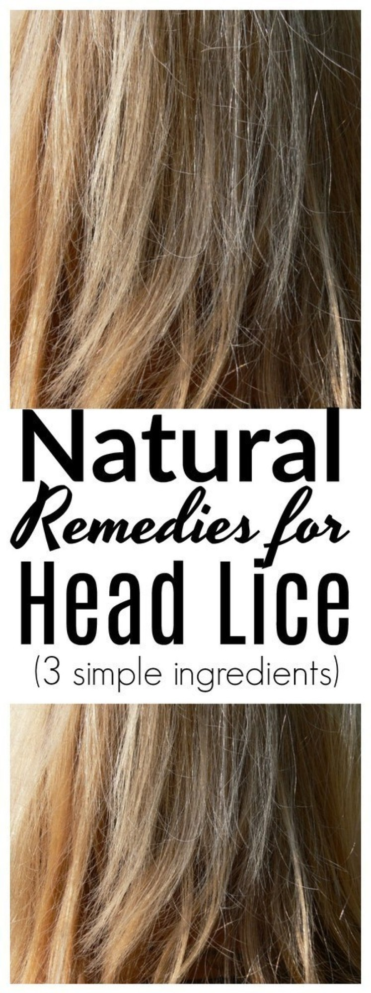 Many kids deal with unwanted head lice throughout the school year. Here are some natural remedies that are gentle, non-toxic, and incredibly effective.