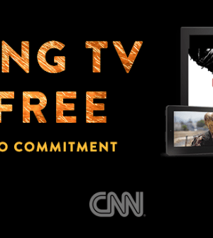 Try Sling TV for FREE