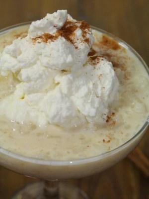Instant Pot Vanilla Rice Pudding