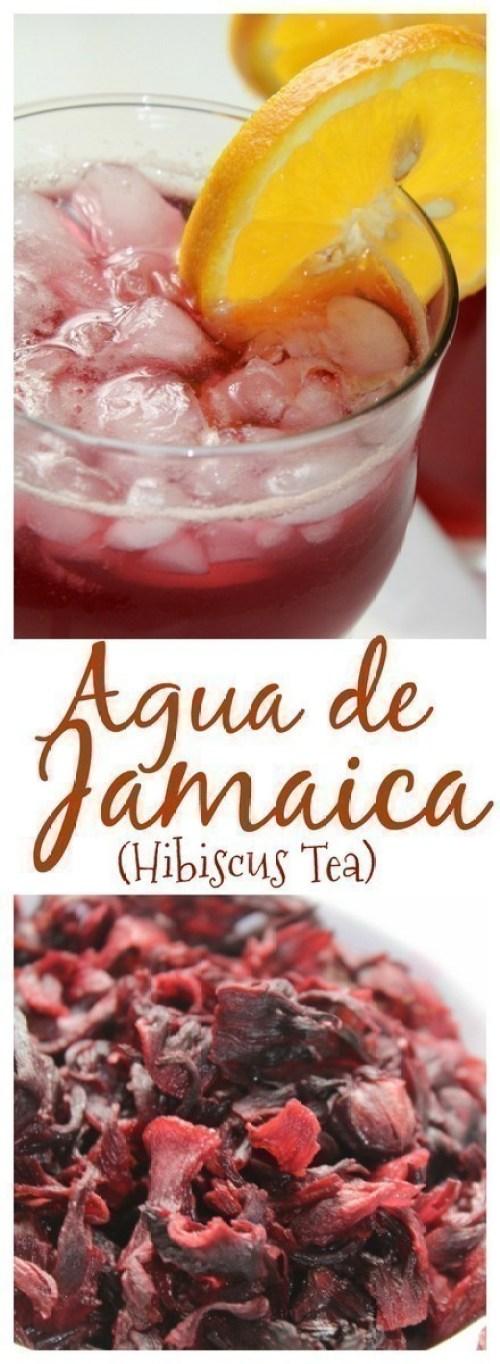 How to Make Hibiscus Tea (Agua de Jamaica)