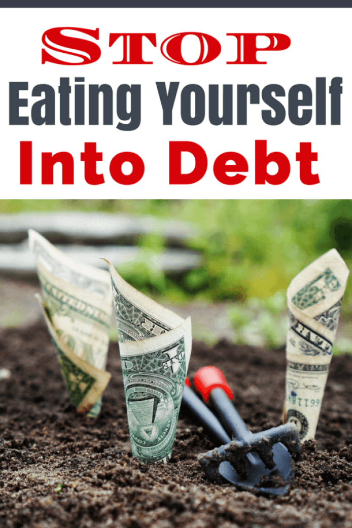 It's evident that dining and restaurants are not so much of an occassional treat for most, but the norm for the majority.  Many people are eating themselves into debt.