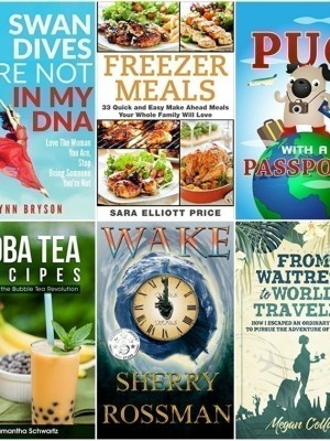 FREE Kindle Books | Freezer Meals + More
