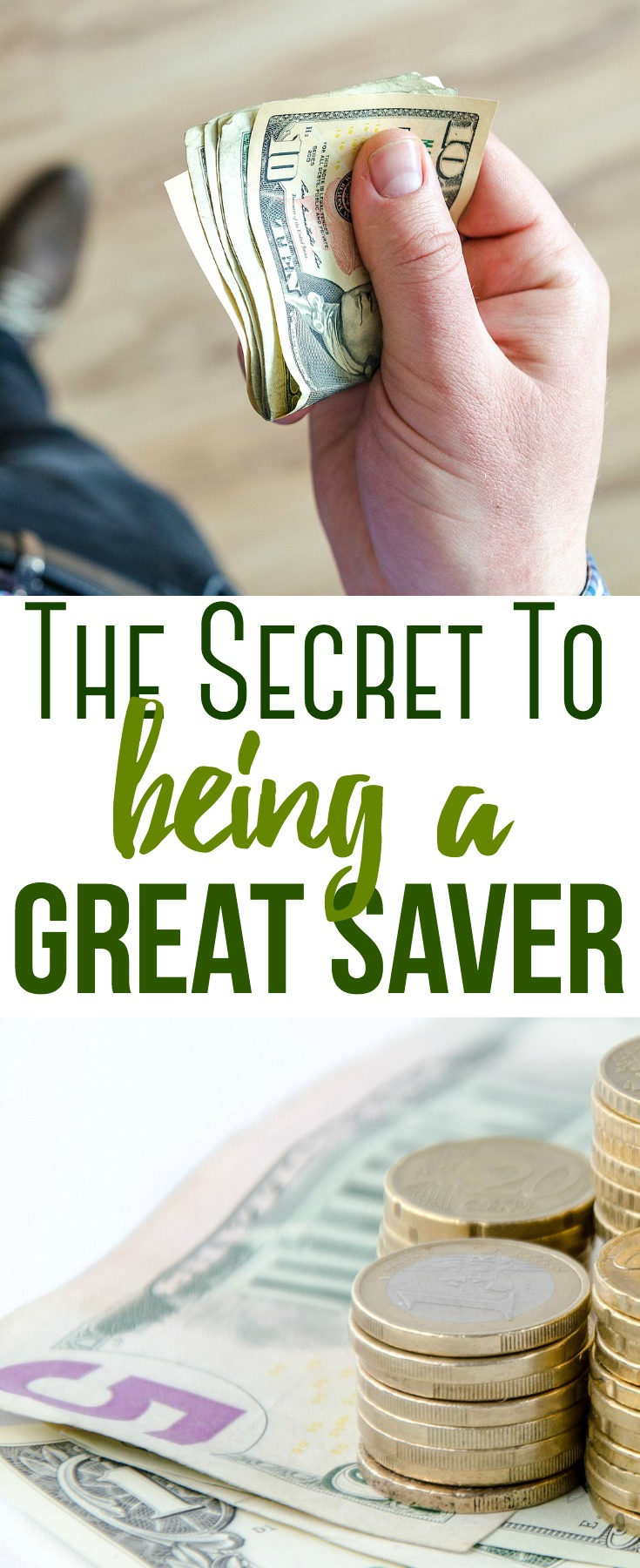 Everyone is looking for an easy solution to help them save. Stop the cycle of living paycheck to paycheck with this simple secret to being a great saver.