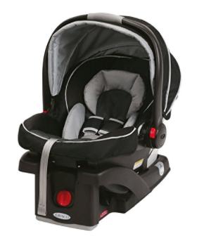 Amazon: Graco SnugRide Click Connect 35 Infant Car Seat $80