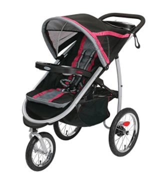 Graco Fastaction Fold Jogger Click Connect Stroller 50% OFF