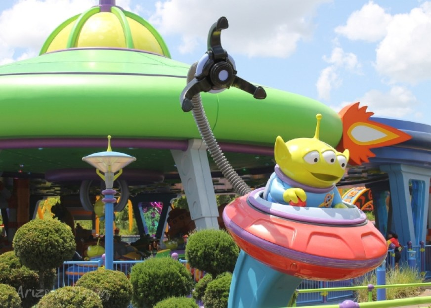 Guests can now visit Andy's backyard atToy Story Landin Disney's Hollywood Studios. Check out our tips on the experience, rides and food!