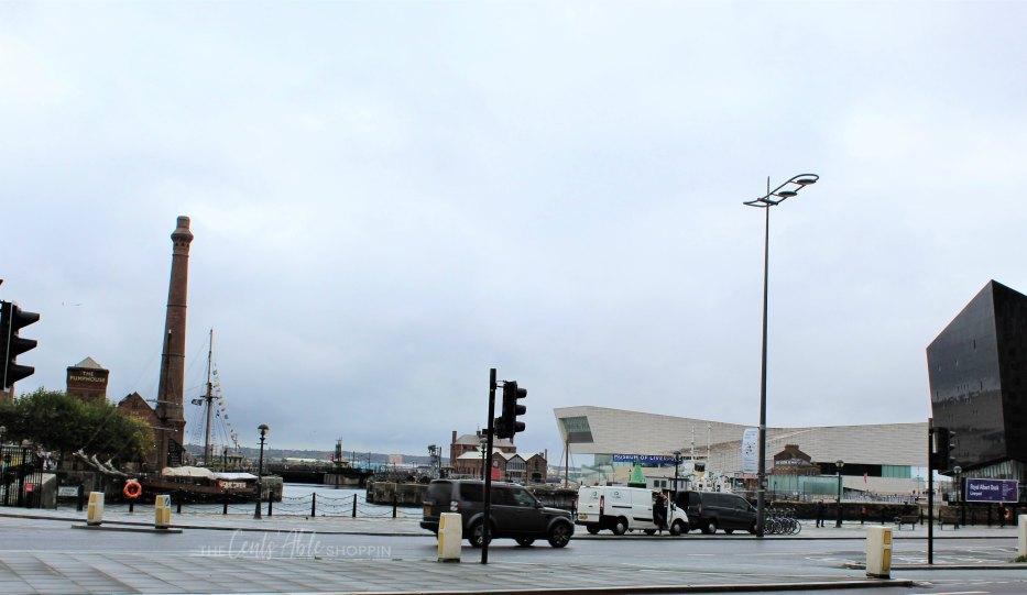 Albert Docks, Liverpool, England