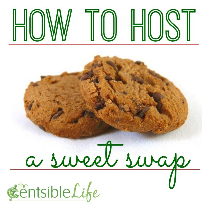 how to host a sweet swap