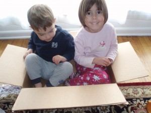 Kids:in a box