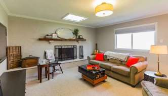 Before & After: Family Room