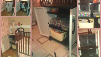 Creating Toy Storage