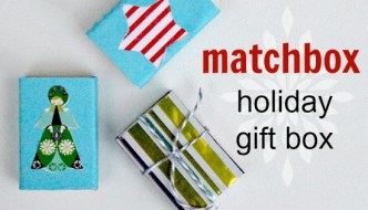 Matchbox Holiday Gift Boxes