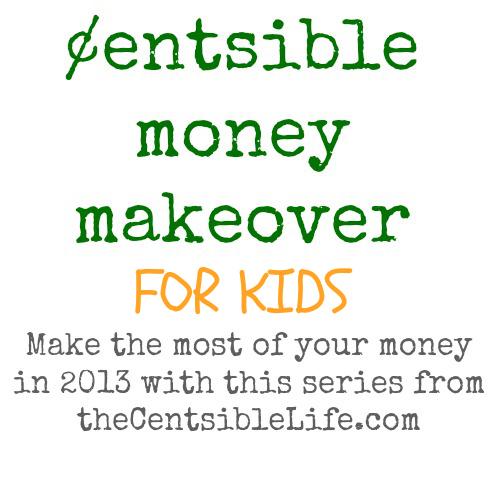 money makeover for kids
