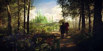 OZ Emerald City