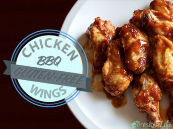 Gluten-Free BBQ Chicken Wings