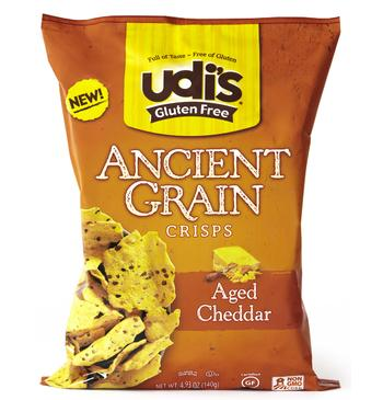 Udi's Ancient Grain Crisps