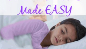 Bedtime Routines Made Easy