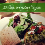 Going Organic in 10 Steps