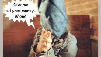 Kids and Allowance: Don't Let Your Kids 'Rob' You