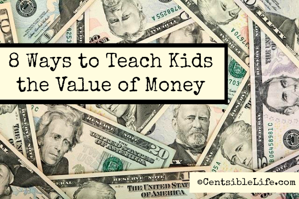 How to Teach Kids Value of Money