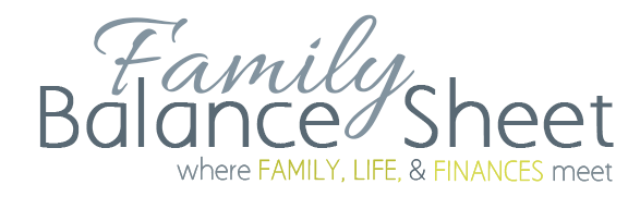 Family Balance Sheet
