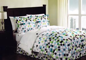 Pixel+Comforter+Set