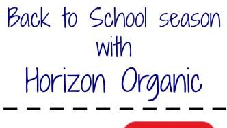 Get Kids Cooking: Back to School with Horizon Organic #HorizonB2S