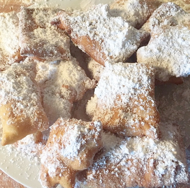Cafe Du Monde's beignets at home