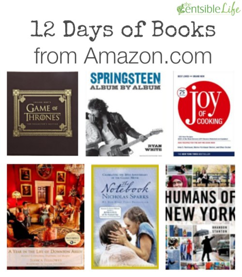 12 Days of Books