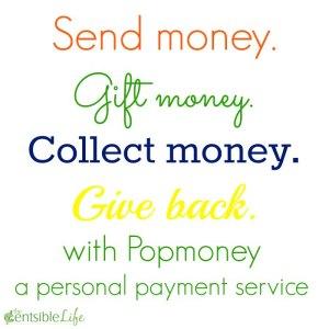 Popmoney send money