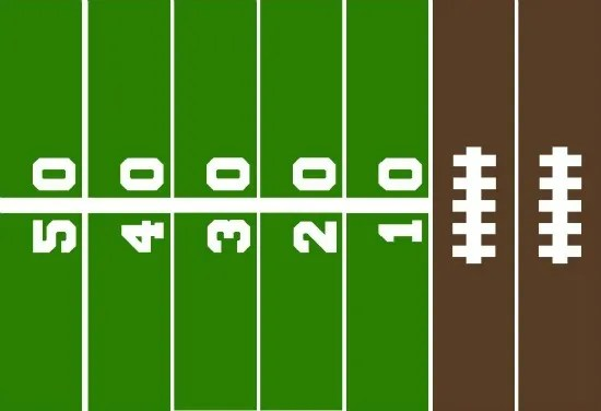 football_paper_chain_2 - free printable