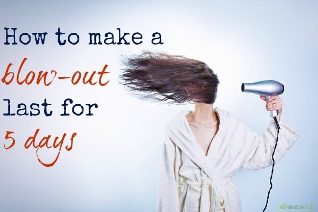 how to make a blow out last for 5 days