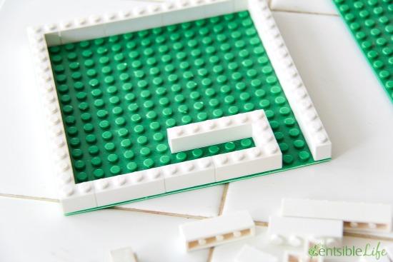 lego marble maze valentine