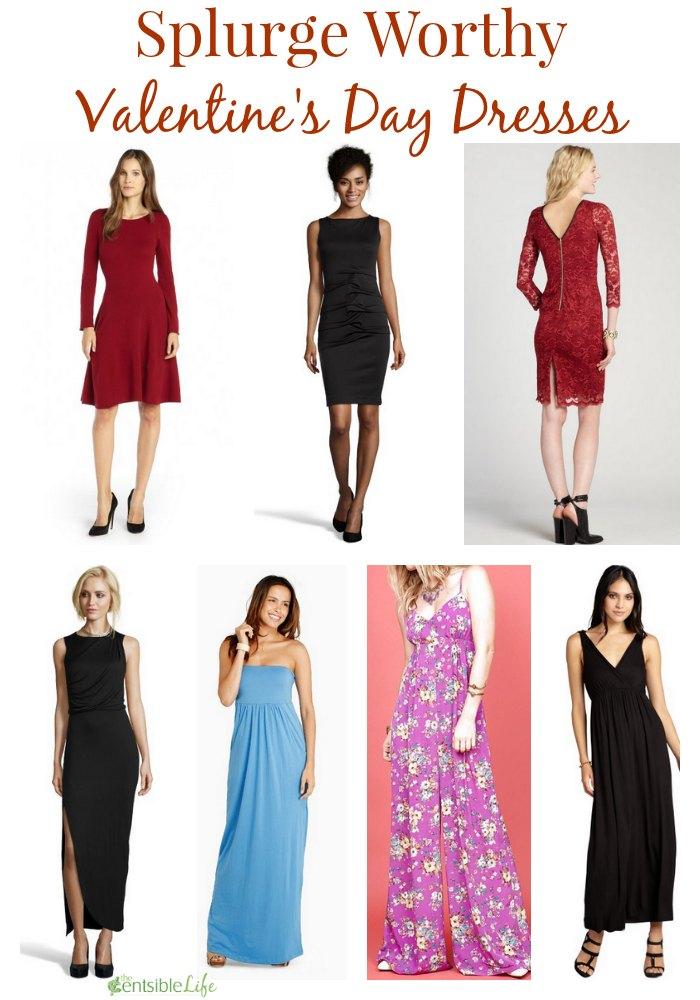 splurge worthy valentine's day dresses