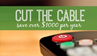 Cut the Cable and Save over $1,000