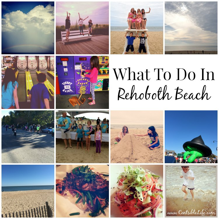 What To Do On Vacation in Rehoboth Beach Delaware
