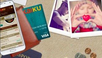 Kaiku Prepaid Card