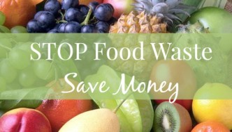 Stop Food Waste, Save Money