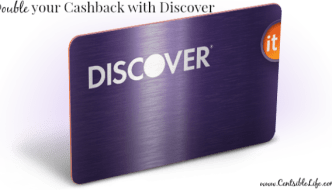 Double Cashback with Discover it®