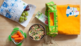Reusable Lunch Bags That Give Back