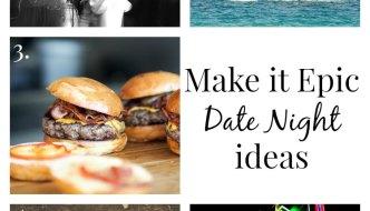 5 Epic Date Night Ideas